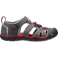 Vorschau: KEEN Youth Seacamp II CNX - Jugendsandalen magnet-racing red - Bild 5