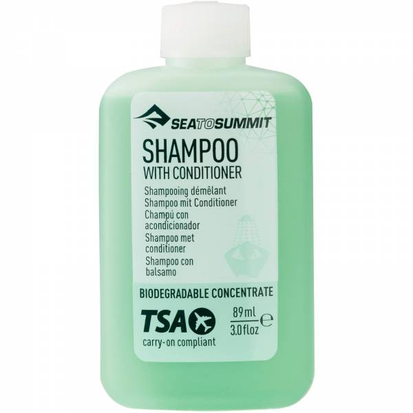 Sea to Summit Liquid Conditioning Shampoo - Haarwäsche - Bild 2