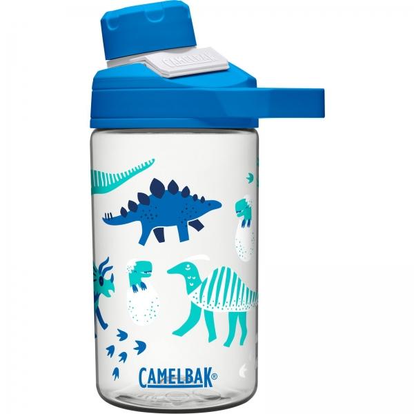 Camelbak Chute Mag Kids 14 oz - 400 ml Trinkflasche hatching dinos - Bild 9