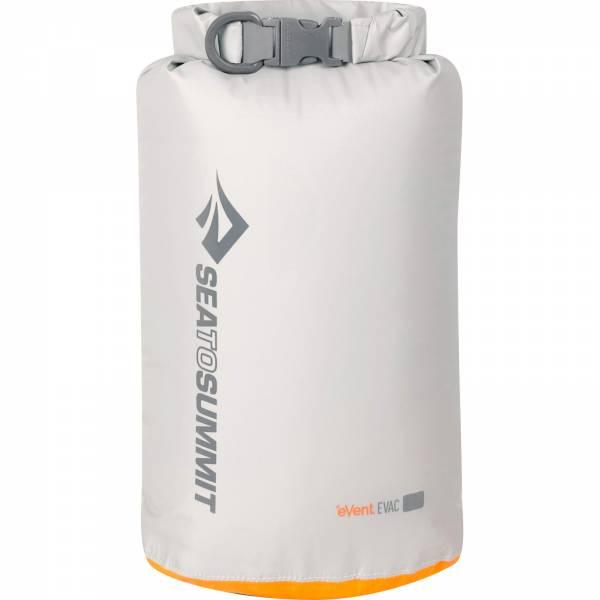 Sea to Summit eVAC Dry Sack - eVent Packsack grey - Bild 2