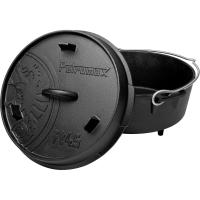 Vorschau: Petromax Feuertopf ft 4.5 mit Füßen - Dutch Oven - Bild 1