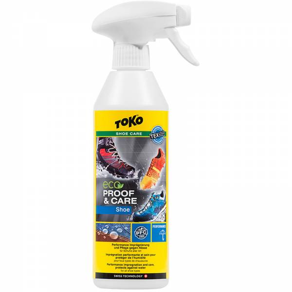 Toko Eco Shoe Proof & Care - Schuhimprägnierung - 500 ml - Bild 1
