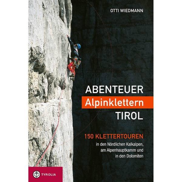TYROLIA Abenteuer Alpinklettern Tirol - Kletterführer - Bild 1
