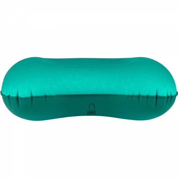 Sea to Summit Aeros Pillow Ultralight Regular - Kopfkissen sea foam - Bild 14