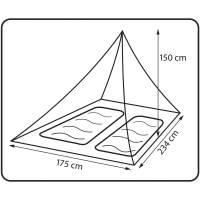 Vorschau: 360° degrees Insect Net Double - Moskito-Netz - Bild 2