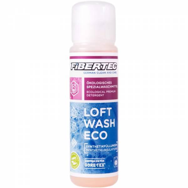 FIBERTEC Loft Wash Eco 100 ml - Kunstfaser-Waschmittel - Bild 1