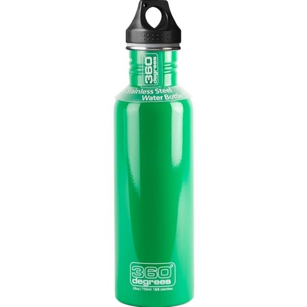 360 degrees Stainless Drink Bottle - 750 ml - Trinkflasche spring green - Bild 7