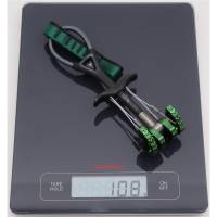 Vorschau: Black Diamond Camalot C4 0.75 grün - Klemmgeräte - Bild 2
