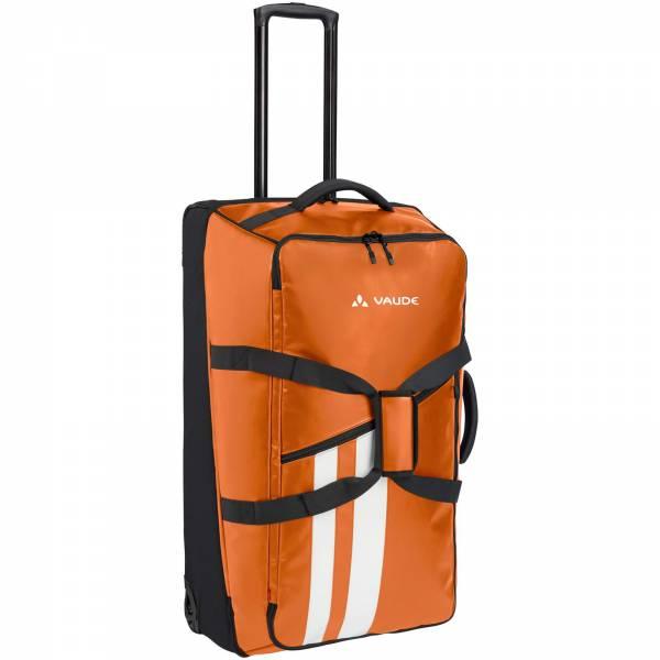 VAUDE Rotuma 90 - große Rollen-Reisetasche orange - Bild 1