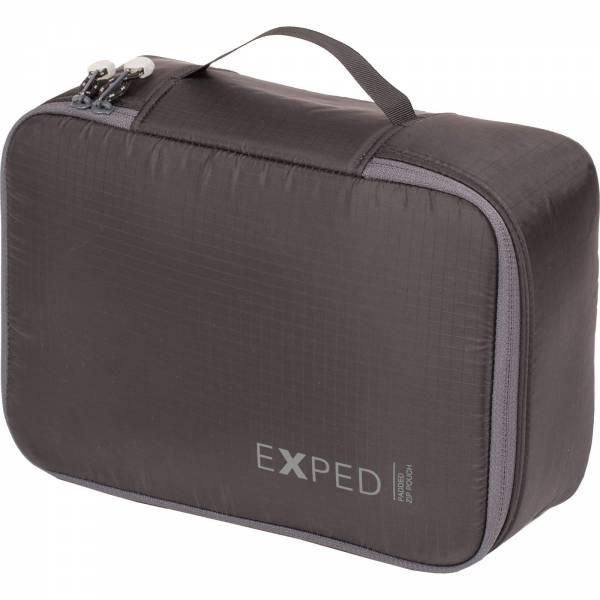 EXPED Padded Zip Pouch L - gepolsterte Tasche black - Bild 2
