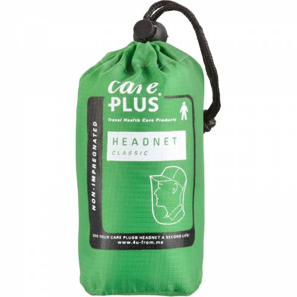 Care Plus Headnet Classic - Moskitonetz Kopf - Bild 2