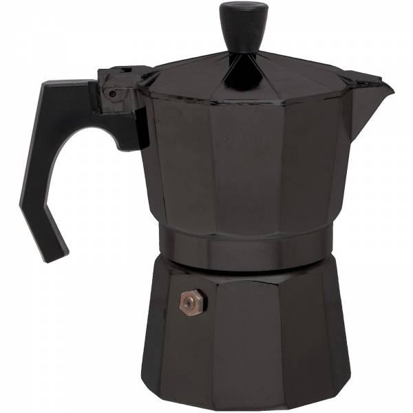 Basic Nature Bellanapoli - 3 Tassen Espresso Maker schwarz - Bild 2