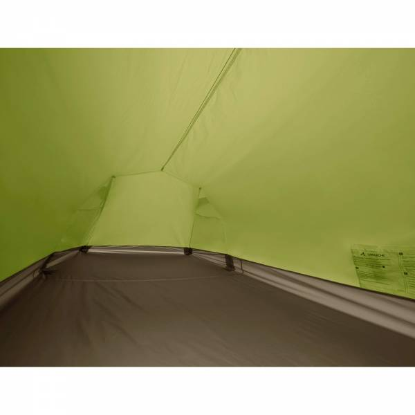 VAUDE Arco 2P - Zwei-Personen-Tunnelzelt mossy green - Bild 4