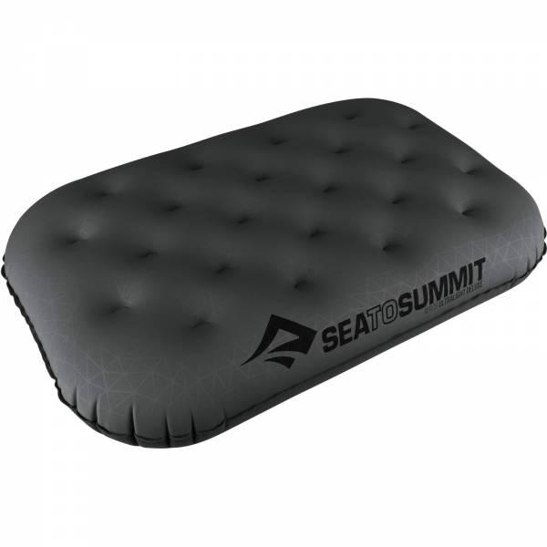 Sea to Summit Aeros Pillow Ultralight Deluxe - Kopfkissen grey - Bild 4