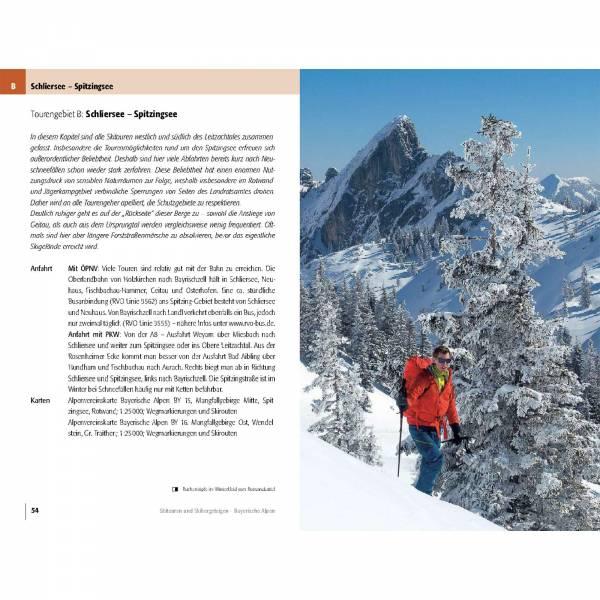 Panico Verlag Bayerischen Alpen - Skitourenführer - Bild 3