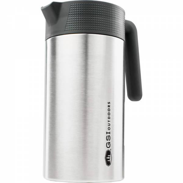 GSI Glacier Stainless® Java Press™ - Kaffee-Kanne mit Filter - Bild 7
