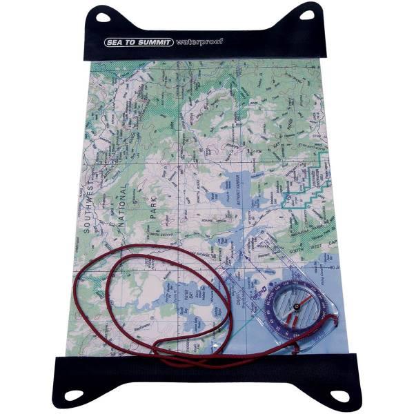 Sea to Summit TPU Guide Map Case klein - Kartentasche - Bild 1