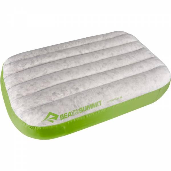 Sea to Summit Aeros Pillow Down Deluxe - Kopfkissen lime - Bild 5