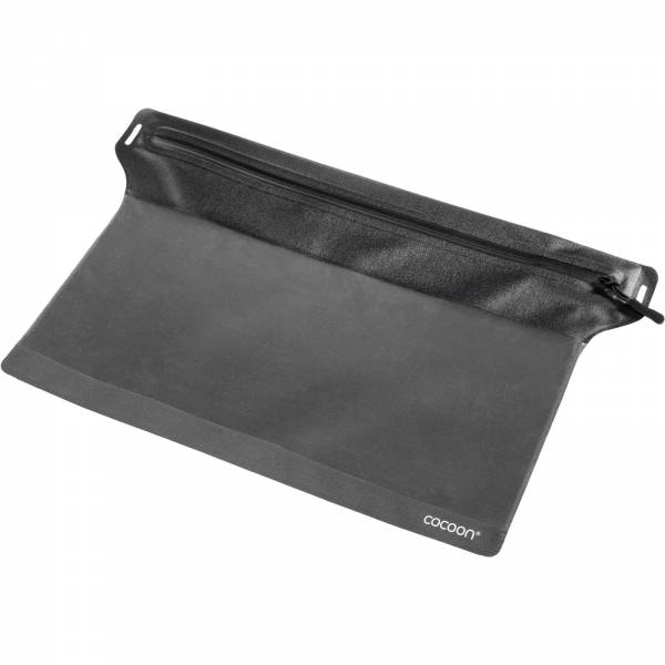 COCOON Zippered Flat Document Bag S - Dokumententasche grey-black - Bild 1