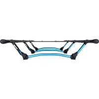 Vorschau: Helinox Cot One Convertible Long - Feldbett black-blue - Bild 2