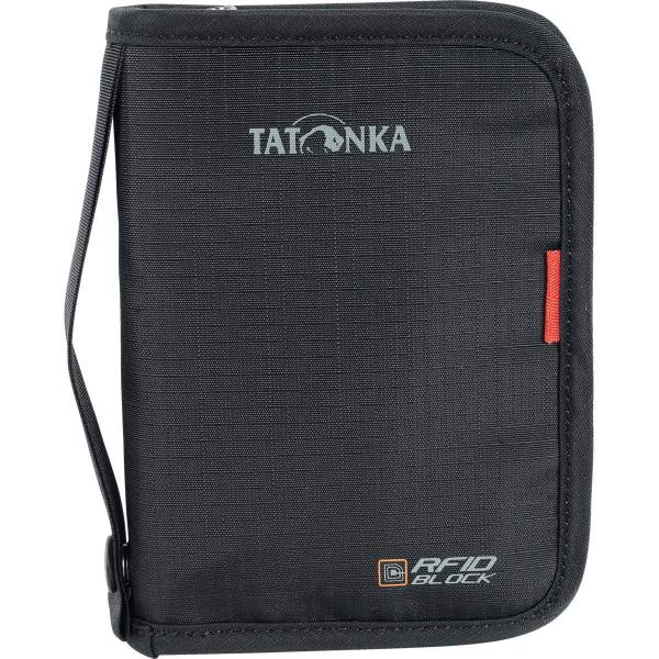 Tatonka Travel Zip M - RFID BLOCK - Dokumenten-Tasche black - Bild 1