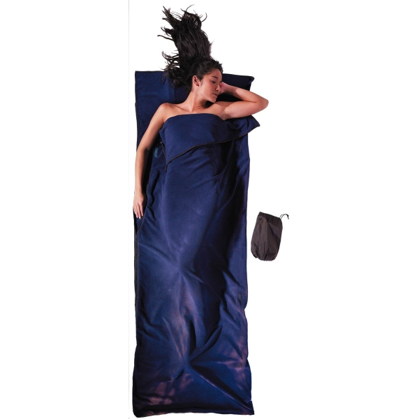 COCOON Microfleece Blanket - Sleeping Bag tuareg - Bild 1