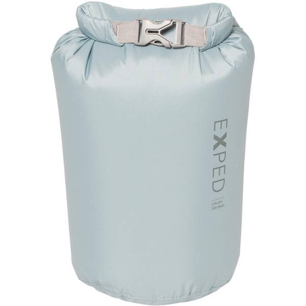 EXPED Crush Drybag XS 3-dimensional - gepolsterter Packsack - Bild 1