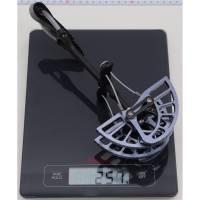 Vorschau: Black Diamond Camalot C4 4.0 grau - Klemmgerät - Bild 3