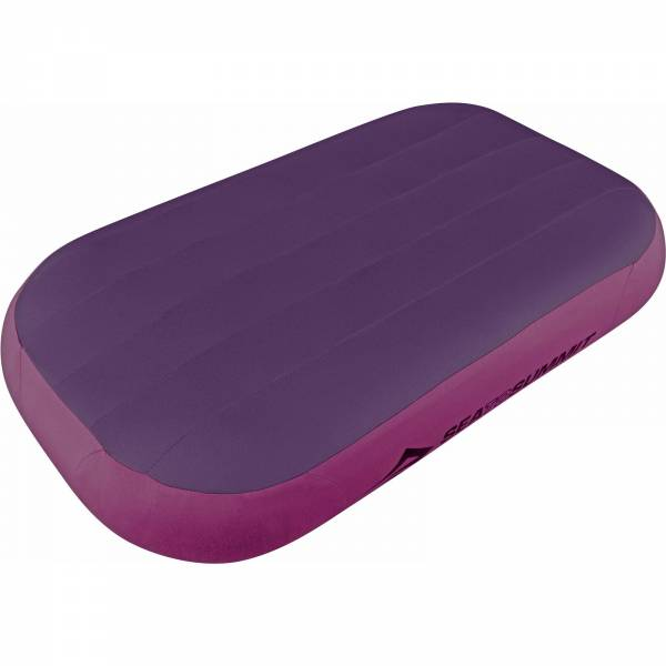 Sea to Summit Aeros Pillow Premium Deluxe - Kopfkissen magenta - Bild 12