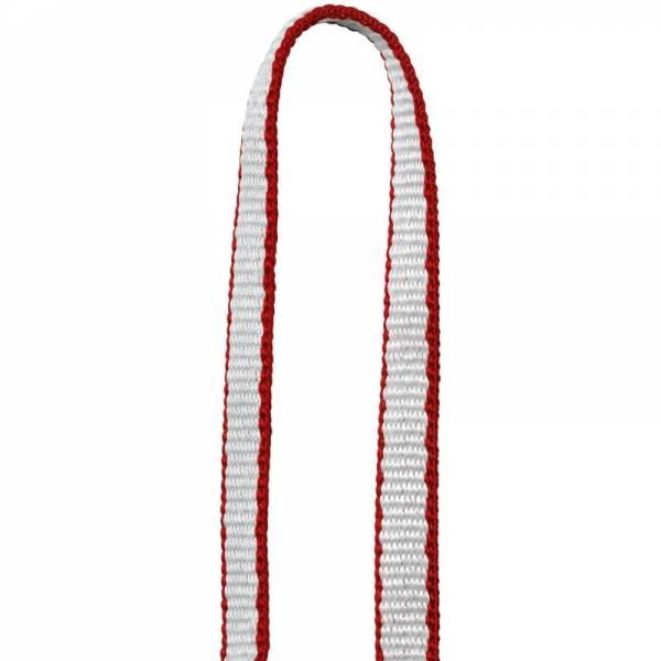 Petzl St'Anneau - Bandschlinge white-red - Bild 1