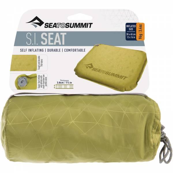 Sea to Summit S.I. Seat - Sitzkissen olive - Bild 3