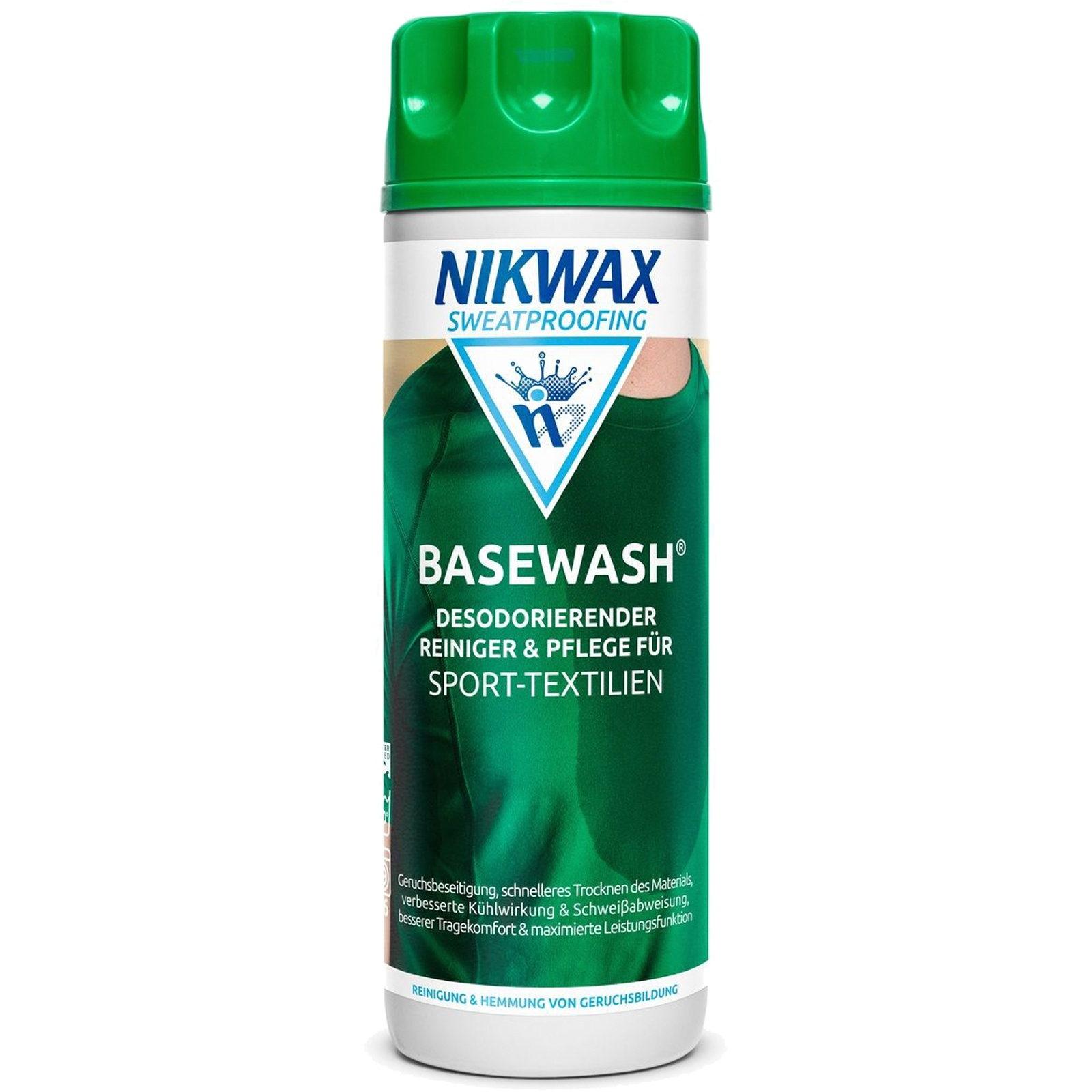 Nikwax Base Wash - Waschmittel - 300 ml - Bild 1