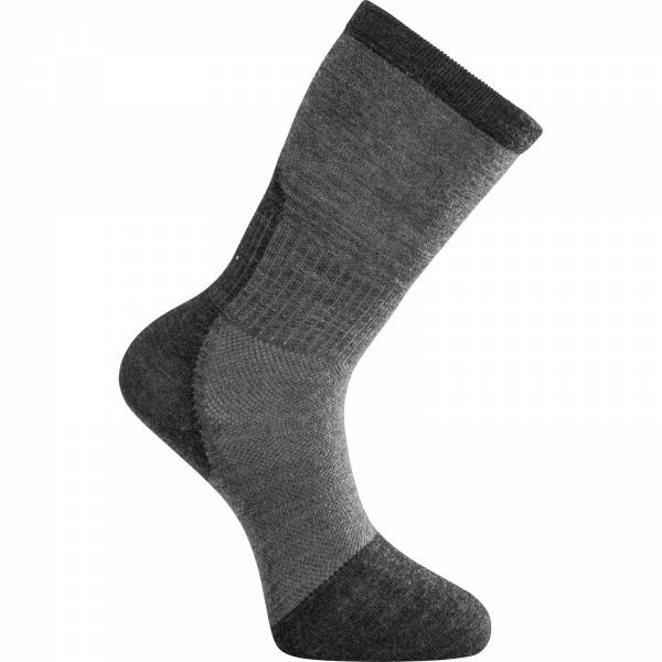 Woolpower Socks Skilled Liner Classic - Socken dark grey-grey - Bild 1
