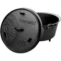 Petromax Feuertopf ft 9 mit Füßen - Dutch Oven