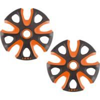 orange-schwarz
