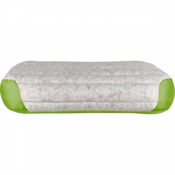 Sea to Summit Aeros Pillow Down Deluxe - Kopfkissen lime - Bild 8