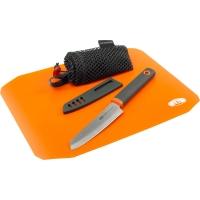 GSI Santoku Cut + Prep - Schneidbrett inkl. Messer
