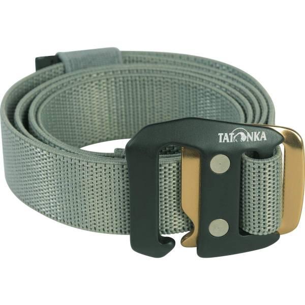 Tatonka Stretch Belt 25 mm - Gürtel warm grey - Bild 2