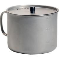 VARGO Ti-Lite Mug 0,9L - Titan Becher