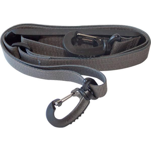 Ortlieb Schultergurt mit Karabiner grey - Bild 1