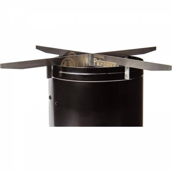 Petromax Feuerstand - Edelstahlaufsatz für Anzündkamin - Bild 2