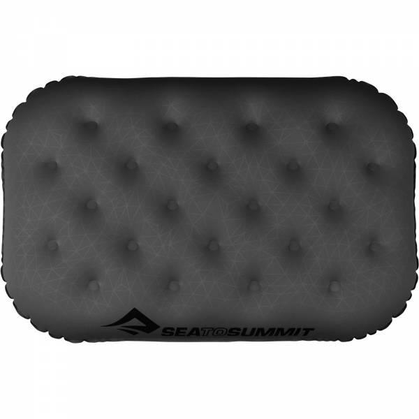 Sea to Summit Aeros Pillow Ultralight Deluxe - Kopfkissen grey - Bild 5