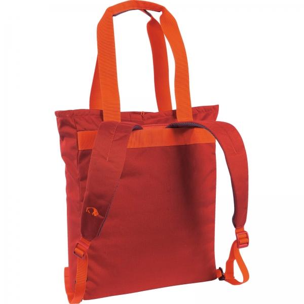 Tatonka Grip Bag - Rucksack-Einkaufstasche redbrown - Bild 6