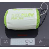 Vorschau: Sea to Summit Aeros Pillow Down Large - Kopfkissen - Bild 9