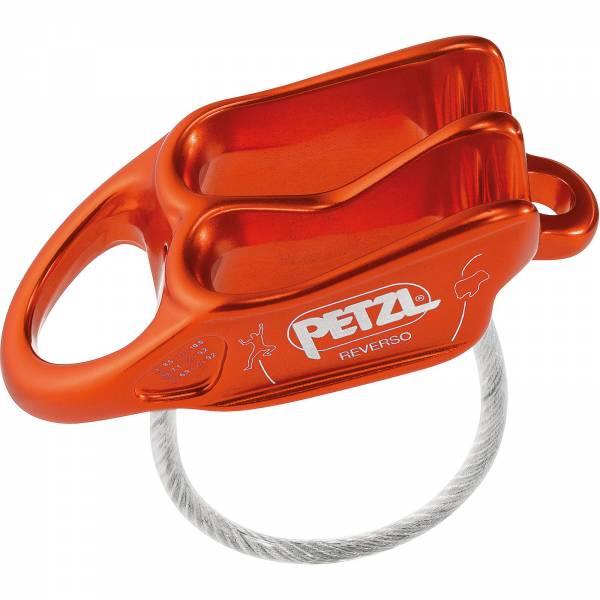 Petzl Reverso - Sicherungs- und Abseilgerät orange - Bild 3