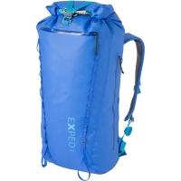 Vorschau: EXPED Serac 35 - Wasserdichter Rucksack blue - Bild 1