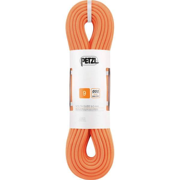 Petzl Volta Guide 9.0 mm - drei Normen Kletter-Seil - Bild 3